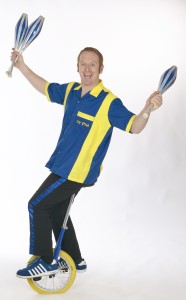 mr phil unicycle
