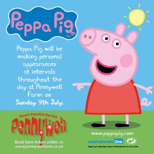 Peppa Pig at Pennywell