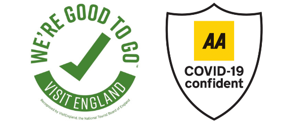 AA and Visit England covid 19 accreditation