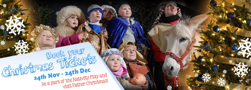 Christmas Nativity Tickets Available Now!