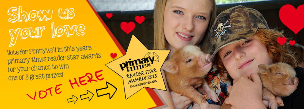 Vote for us in this years Primary Times reader star awards