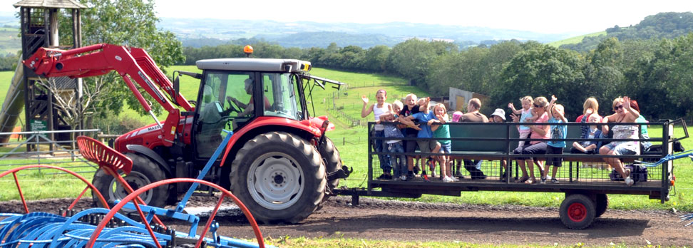 Jobs at Pennywell Farm, Buckfastleigh, Devon