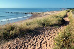 Dawlish-Warren-Beach
