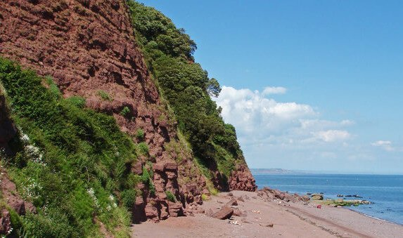Ness Cove, Shaldon