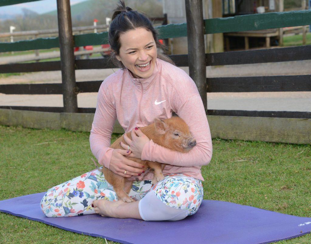 Pilates, Devon, Tourist Attraction, Pennywell, Pennywell Farm