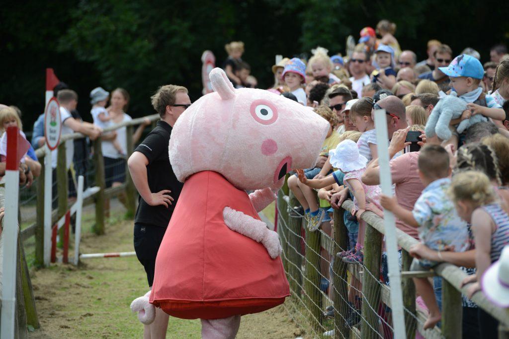 Peppa Pig at Pennywell Farm