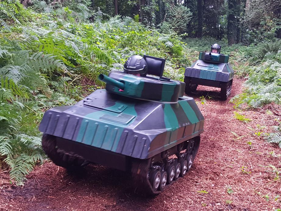 Tank Land